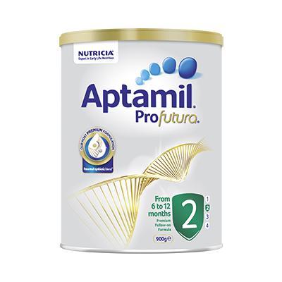 Sữa Aptamil Profutura ÚC số 2 cho trẻ từ 6...