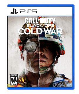 [Nhập ELJAN2 giảm đến 200k cho đơn 99k] Đĩa Game PS5 Call Of Duty Cold War thumbnail