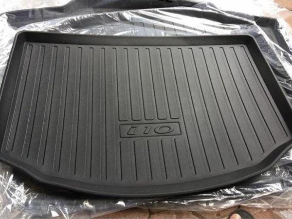 Lót cốp chuyên dành cho dòng xe Grand I10 2019 - 2021, sản phẩm chuyên dụng cho xe hơi và xe ô tô I10