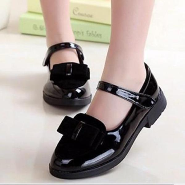 Giá bán G01DE - Giày búp bê bé gái