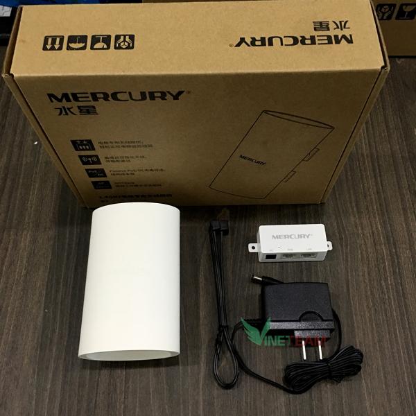 Bảng giá Bộ thu phát không dây thang máy wifi ngoài trời tầm xa 1km - 5km - Mercury B2 MWB201 MWB505 Phong Vũ