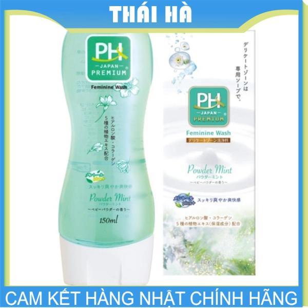 Dung Dịch Vệ Sinh Phụ Nữ pH Premium Nhật Bản nhập khẩu