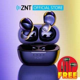 Tai Nghe Nhét Tai Bluetooth V5.0 ZNT RockHiFi Chống Thấm Nước Chất Lượng Cao Kèm Phụ thumbnail