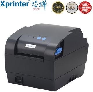 Quà Tặng Tri Gia 99K - Máy In Mã Vạch Xprinter XP-330B Cao Cấp - Máy In Tem Nhãn Mã Vạch XP-330B (khổ in 80mm, in nhiệt trực tiếp lên giấy decal) - Máy in mã vạch thời trang cao cấp XPRINTER XP-330B - May in ma vach gia re - May in nhiet cao cap thumbnail