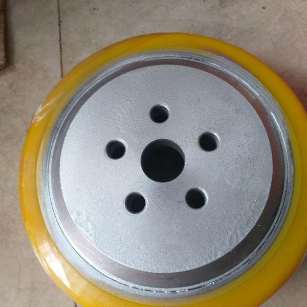 Bánh xe nâng điện 230×70 cốt 30