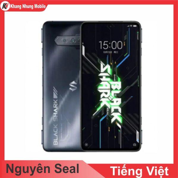 Điện thoại Xiaomi Black Shark  4S - Snapdragon 870 5G 8 nhân  pin 4500 Sạc nhanh 120W Khang Nhung - Hàng Nhập Khẩu