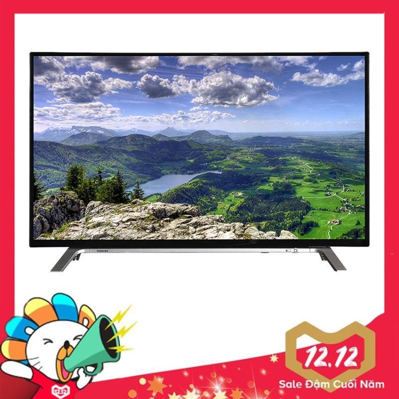 Bảng giá Smart Tivi Led Toshiba 40 inch Full HD - Model 40L5650 (Đen)