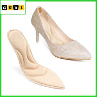[HCM][COTTON 100%] Miếng lót giày làm giảm áp lực lên bàn chân êm chân thoáng khí giảm size cho giày bị rộng LG06 thumbnail