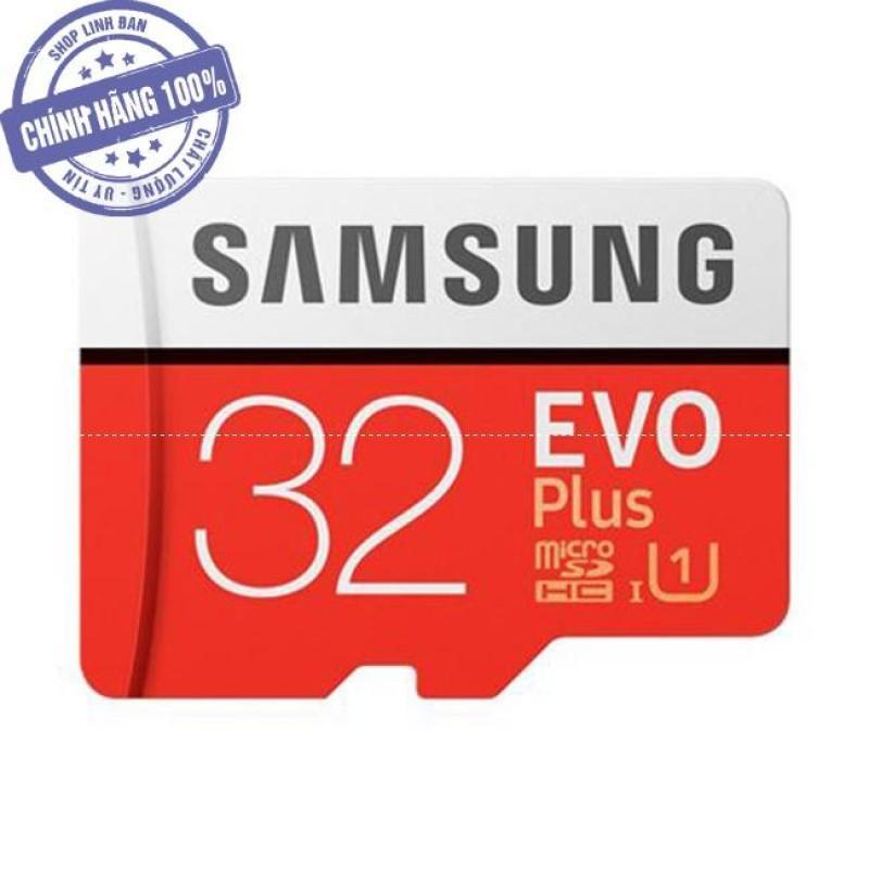 Thẻ nhớ micro SD samsung Evo plus 32GB 95MB/s (new version)