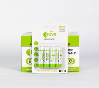 Combo 4 pin sạc (2800mAp) + cốc sạc hàng chính hãng - dùng cho micro và các thiết bị điện tử khác thumbnail