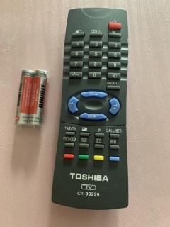 REMOTE ĐIỀU KHIỂN TIVI TOSHIBA đời củ thumbnail