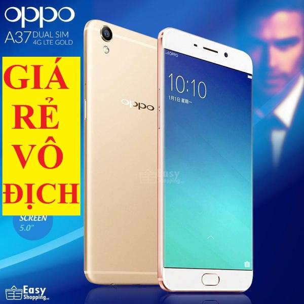 điện thoại Oppo A37 - Oppo Neo 9 2sim (2GB/32GB) mới, Chơi game mượt Zalo Tiktok Youtube ngon - Bảo hành 12 tháng