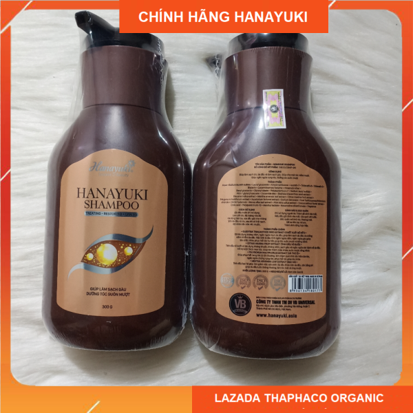 Dầu Gội Hanayuki Shampoo giá rẻ