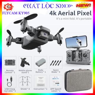 Máy bay điều khiển từ xa, flycam giá rẻ, máy bay điều khiển tư xa 4 cánh thumbnail