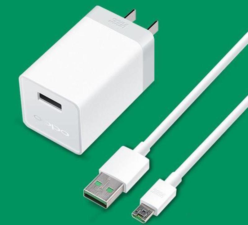 Giá SẠC SIÊU NHANH - BỘ CÓC SẠC OPPO  2 CỒNG USB 4A