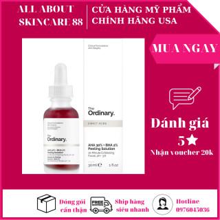 [Bản Mỹ] [Bill Hãng] Serum peel da hoá học The Ordinary AHA 30% BHA 2% Peeling Solution thumbnail