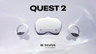 Kính thực tế ảo Oculus Quest 2 64gb thumbnail