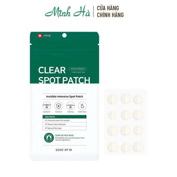 Miếng dán mụn Some By Mi Clear Spot Patch giá rẻ