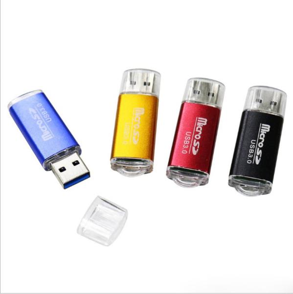 Bảng giá (Freeship 50k) Đầu đọc thẻ đa năng nhỏ gọn tiện lợi hỗ trợ nhiều loại thẻ nhớ cổng USB 2.0 Phong Vũ
