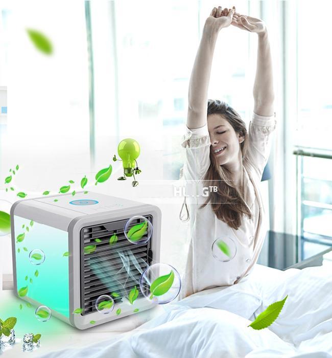 Quạt điều hòa mini Máy điều hòa không khí Cao cấp - Quạt điều hoà hơi nước - Quạt điều hoà làm lạnh