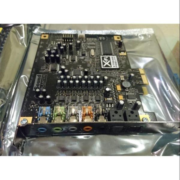 Bảng giá Card âm thanh Creative Xfi Titanium SB0880 (Dòng cao cấp số 1 Xfi) Phong Vũ