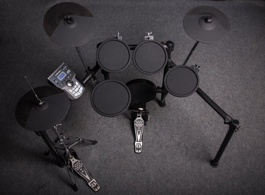 Digital Drum MEDELI DD650RX, Trống điện tử MEDELI cao cấp DD650RX chính hãng