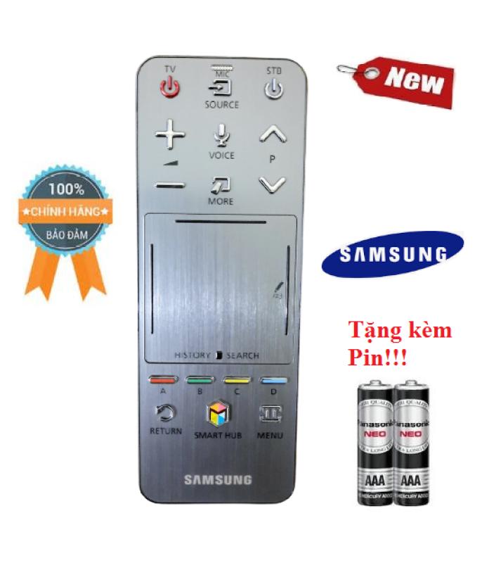 Điều khiển tivi Samsung giọng nói TV Samsung dòng F- Hàng tốt chính hãng 100% Tặng kèm Pin!!! chính hãng