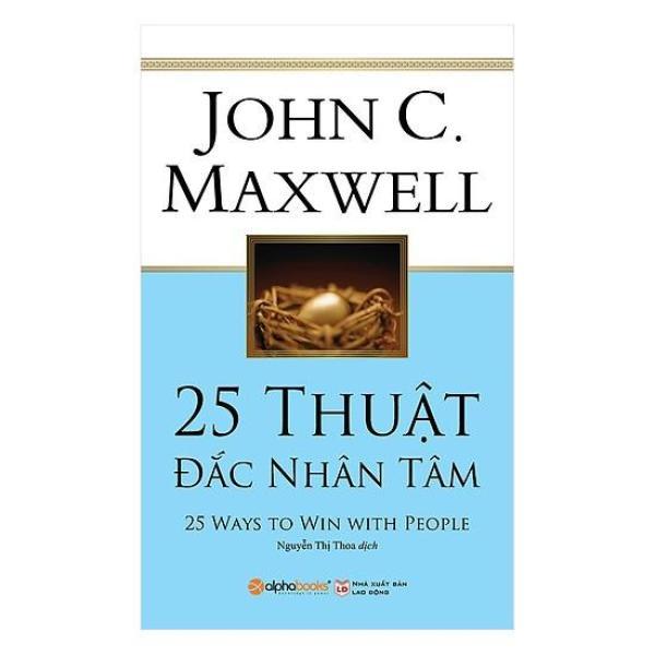 Sách - 25 Thuật đắc nhân tâm