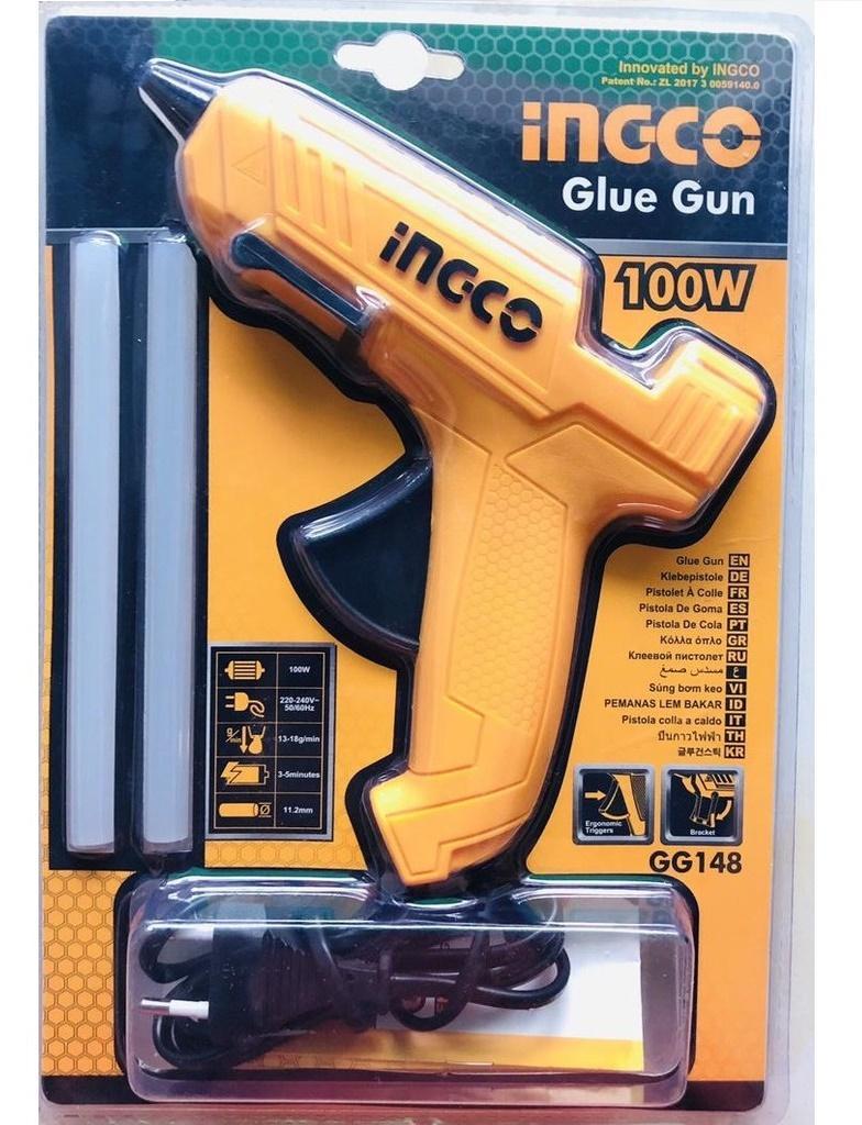 100W Dụng cụ bơm keo INGCO GG148