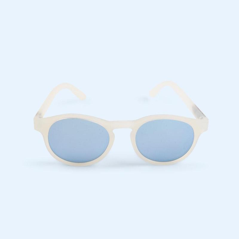 Giá bán Kính chống tia cực tím có tròng kính phân cực cho bé Babiators – The Jet Setter, Tráng gương xanh nhạt, 3-5 tuổi