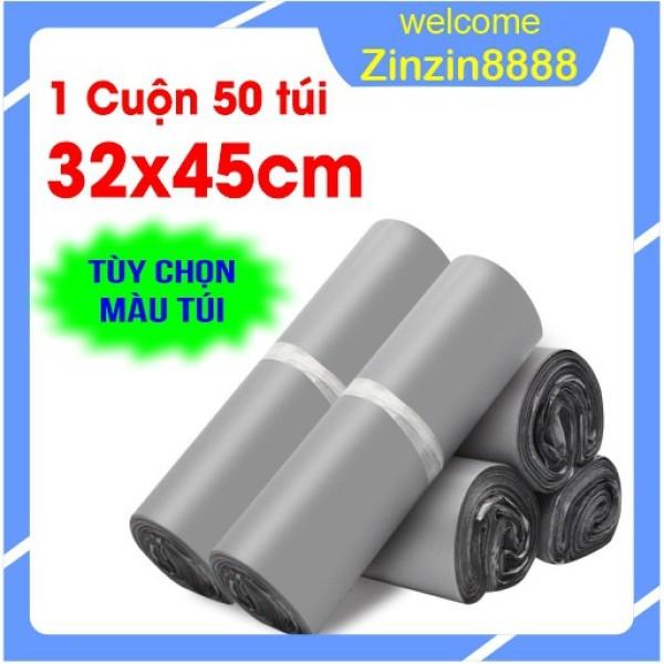 [32x45cm] 50 Túi Gói Hàng, Niêm Phong, Đóng Hàng, Bao Bì Gói Hàng Tự Dính