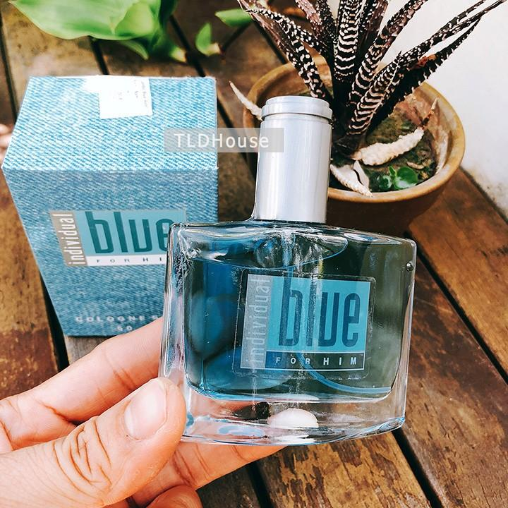 Set 2 Nước Hoa Nam Avon Blue For Him và Nước Hoa Nữ Blue For Her 50ml