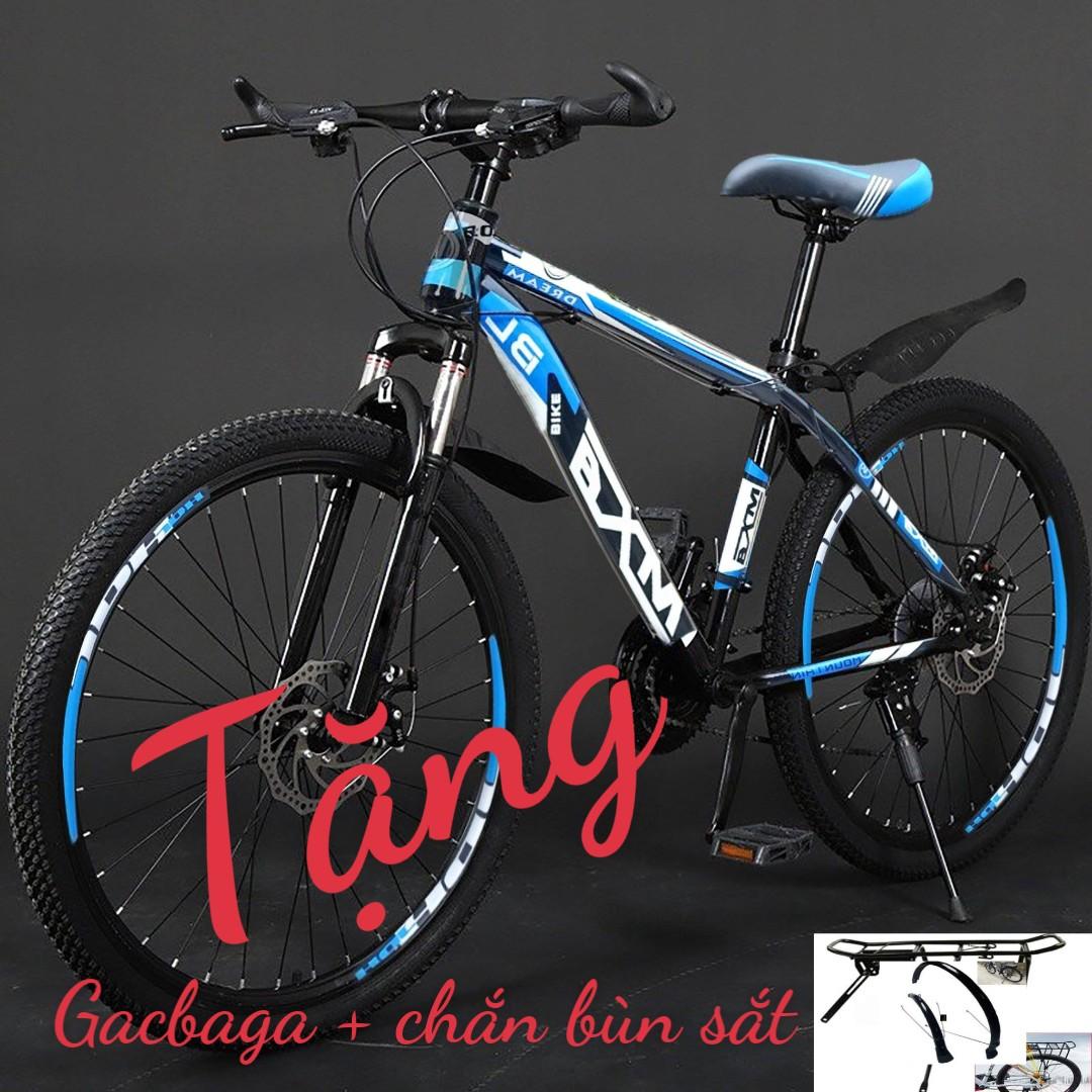 Mua xe đạp địa hình - có VIDEO HÃNG DREM - size 26- xe đạp thể thao người lớn - xe đạp địa hình mẫu mới- cho người 1m5 trở lên - xe đạp - XE ĐẠP địa hình người lớn - sport bicycle - bike -Mountain bike