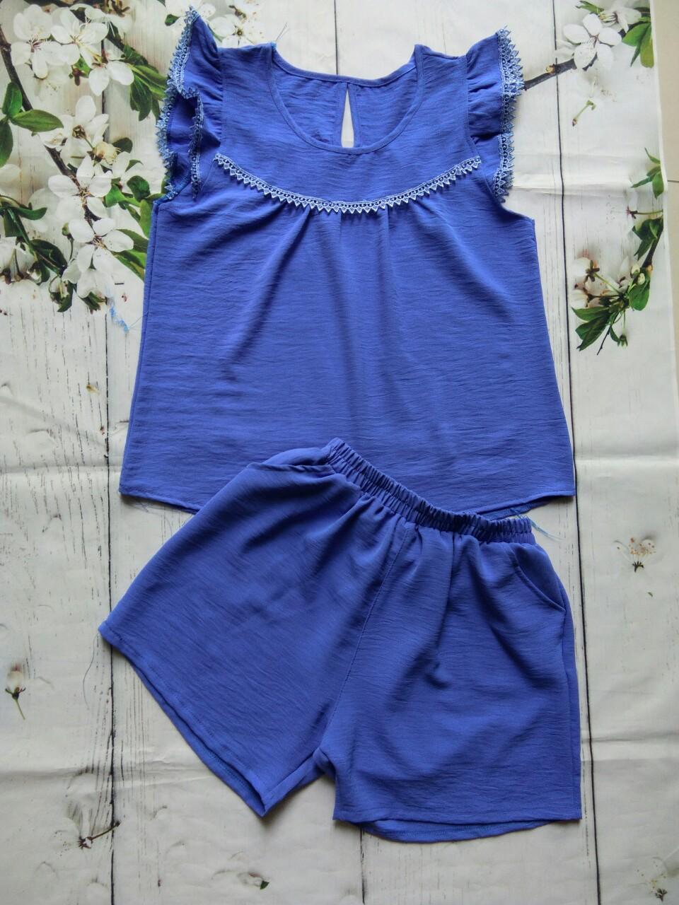 bộ đùi viền ren vải đũi cbs211 cubis shop