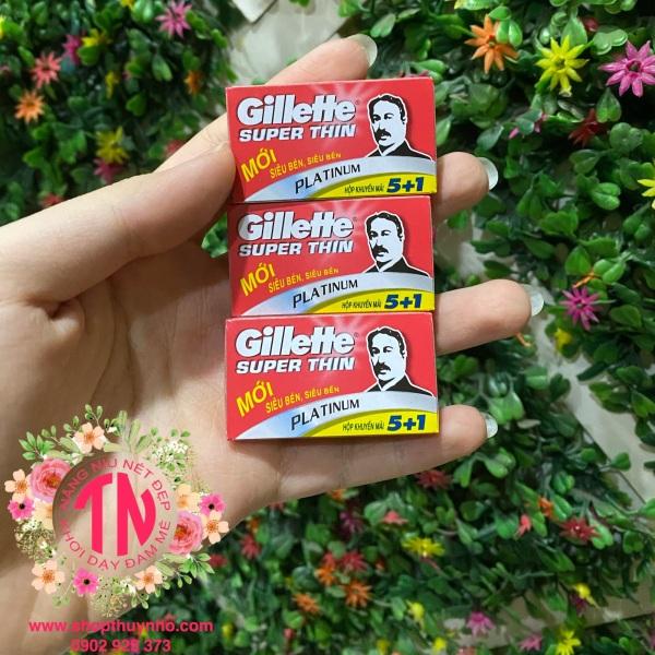 Lưỡi lam Gillette giá rẻ