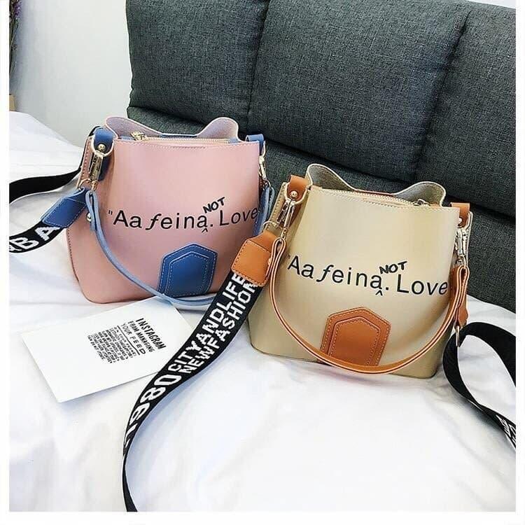 Túi xách nữ NOT LOVE Nhật Bản