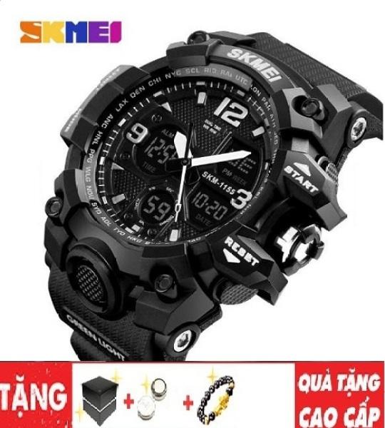 Nơi bán Đồng hồ nam điện tử SKMEI 1155B thời trang dáng thể thao