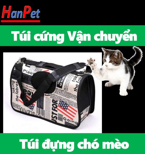 HCM-Túi Vận chuyển chó mèo 3 LOẠI ĐỦ SIZE cho khách chọn ( Tui VC) túi cứng / túi đựng chó mèo / balo đựng chó mèo ba lô