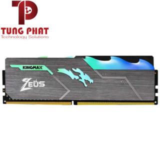 Bộ nhớ Kingmax 8GB ( 3200 ) Zeus Dragon RGB thumbnail
