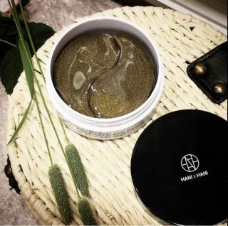 Mặt Nạ Xóa Thâm Và Nếp Nhăn Vùng Mắt tinh chất Collagen Hani x Hani 60 miếng. thumbnail