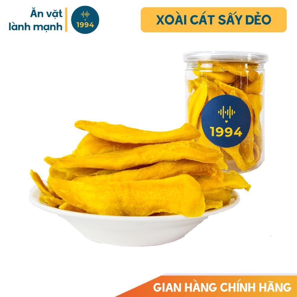 [HCM]Xoài sấy dẻo 250gr 1994food - Sấy tự nhiên chua ngọt ngọt không chất bảo quản