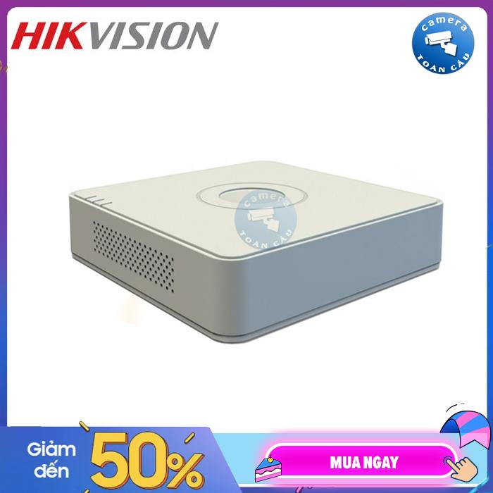 Đầu ghi hình HD TVI Hikvision 16 kênh DS-7116HQHI-K1 chuẩn H.265+