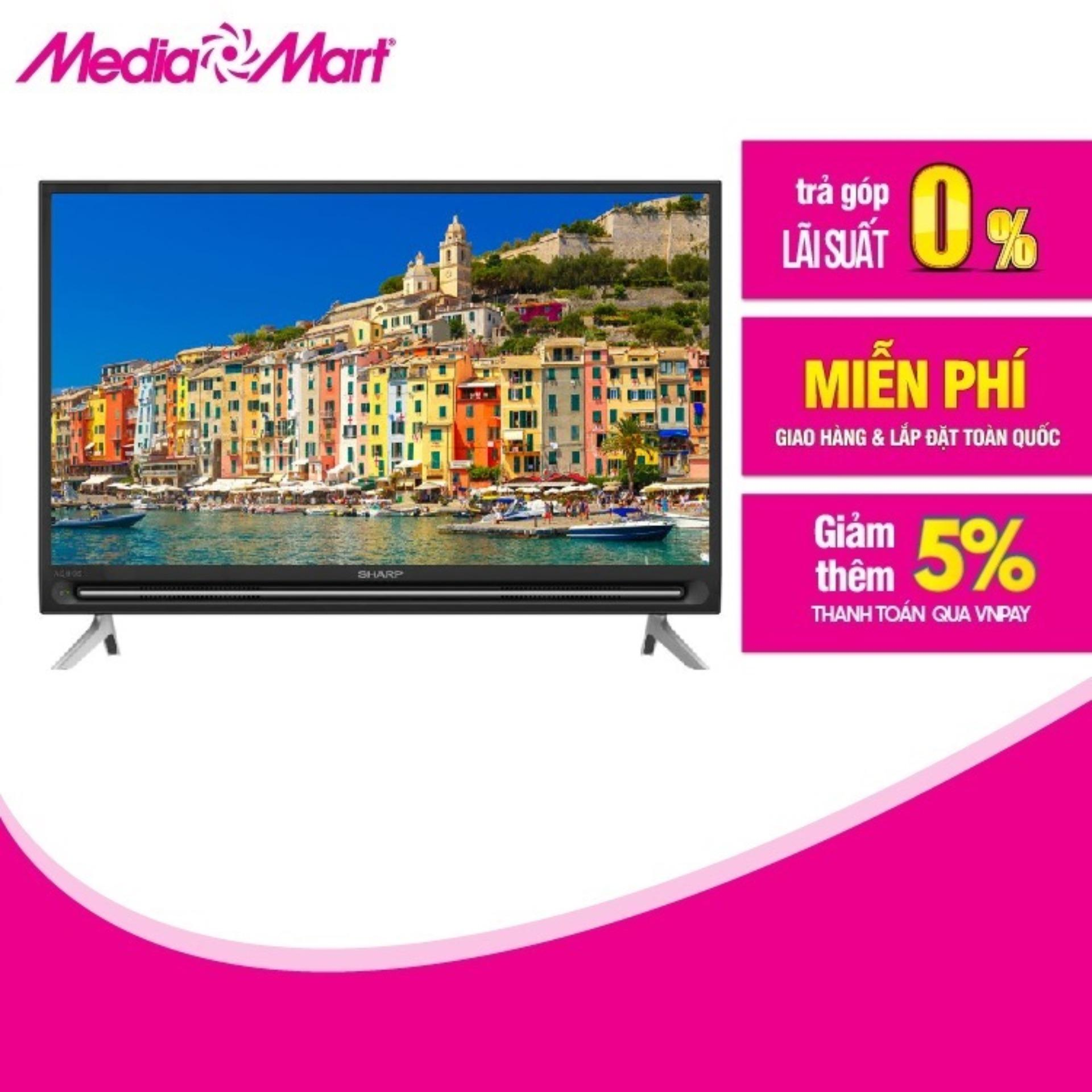 Bảng giá TV LED SMART HD 32  SHARP LC-32SA4500X