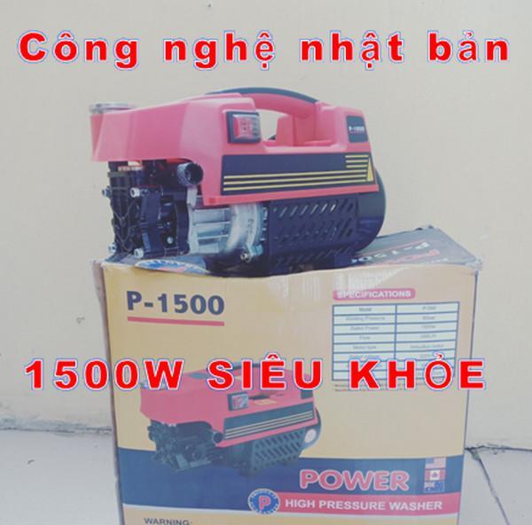 Máy rửa xe Power máy rửa xe giá rẻ máy rua xe ap luc cao