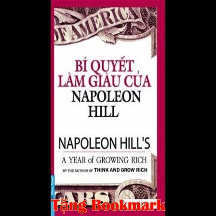 Mua Bí Quyết Làm Giàu Của Napoleon Hill