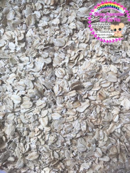 Yến mạch cán dẹp hamster (500gr)