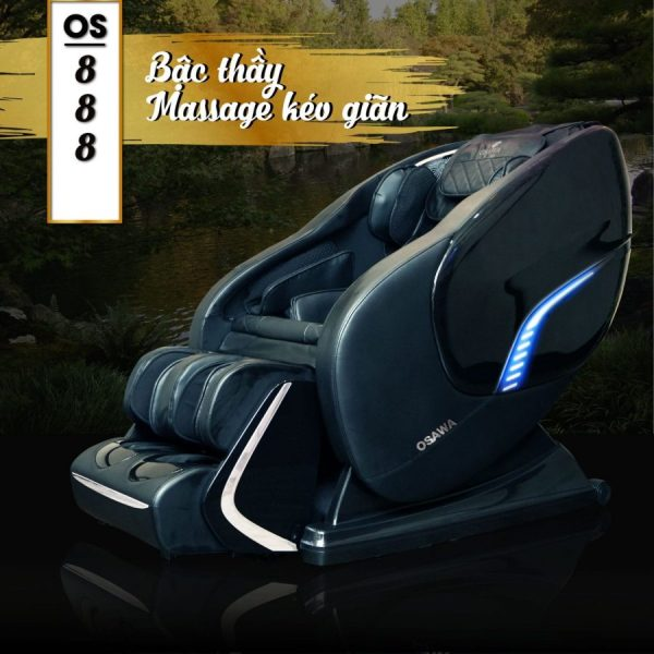 Ghế MASSAGE Toàn Thân OSAWA OS-888