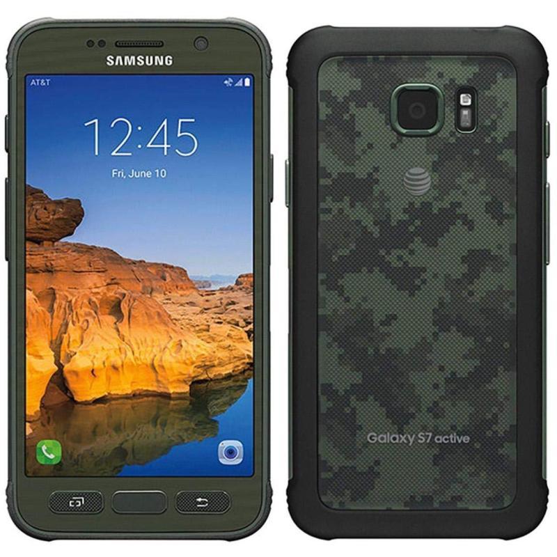 Điện thoại Samsung Galaxy S7 Active ZIN KENG 4G/32G - Tặng kính cường lực - dây sạc - củ sạc - tai nghe - NNMT STORE