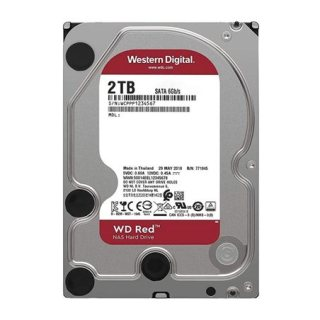 Ổ cứng Western Digital Red 2TB 256MB Cache thumbnail