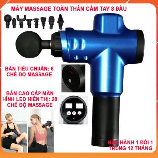 Máy massage cầm tay thông minh 8 đầu, máy massage cầm tay, máy massage bụng, máy massage giảm mỡ bụng, máy massage xung điện cao cấp, máy massage toàn thân, máy massage xung điện toàn thân, máy massage toàn thân cao cấp [Binmax] thumbnail